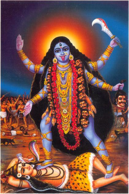 goddess of kali