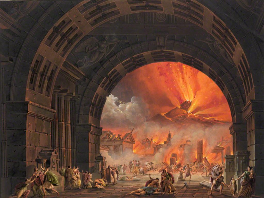 Кто поджег Рим?